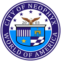 Neophyx seal 2013.png