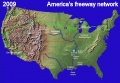 Am freeway network 2009.jpg